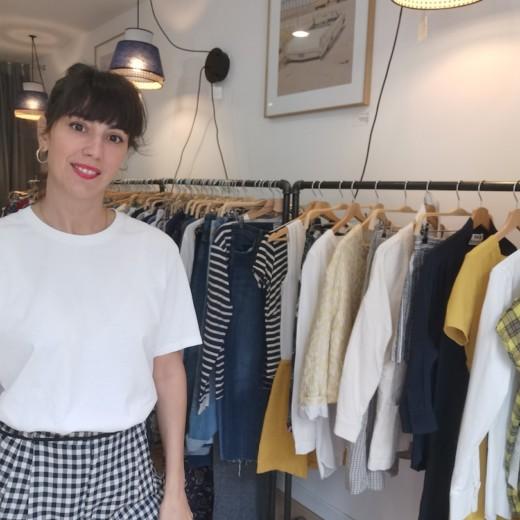 Boutique de vêtements vintage sur Montpellier