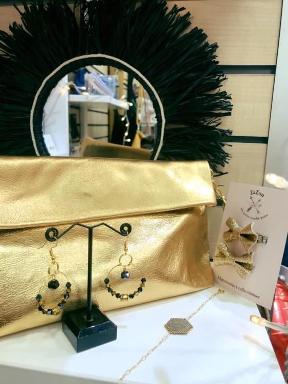 bijoux de créateurs chez MBF Boutique à Bézier