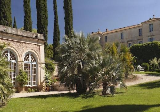 Jardin du Château de Flaugergues Montpellier