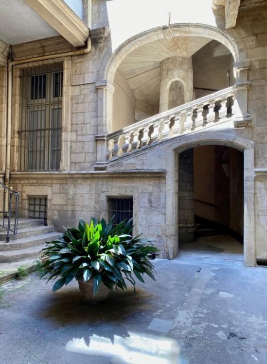 Hôtel particulier Montcalm Visit'insolite Montpellier