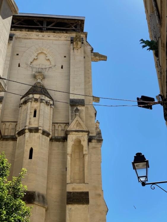 Eglise St Roch Montpellier