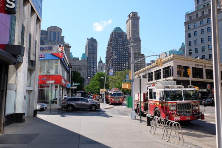 photo de rue New York