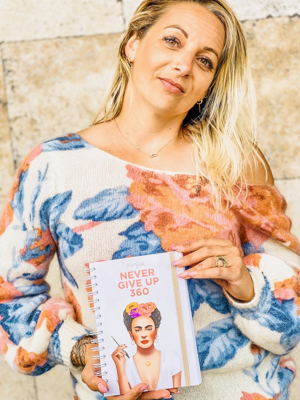 Laure Bousquet créatrice de Women Warrior