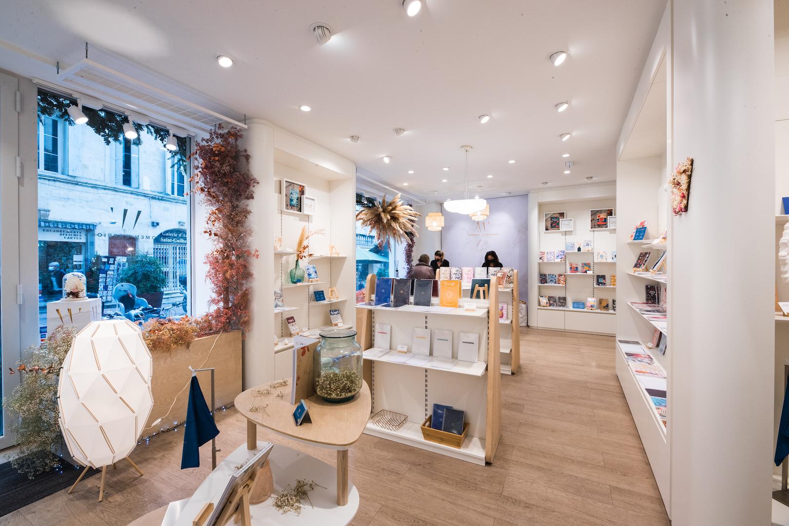 Boutique Women Warriors Montpellier
