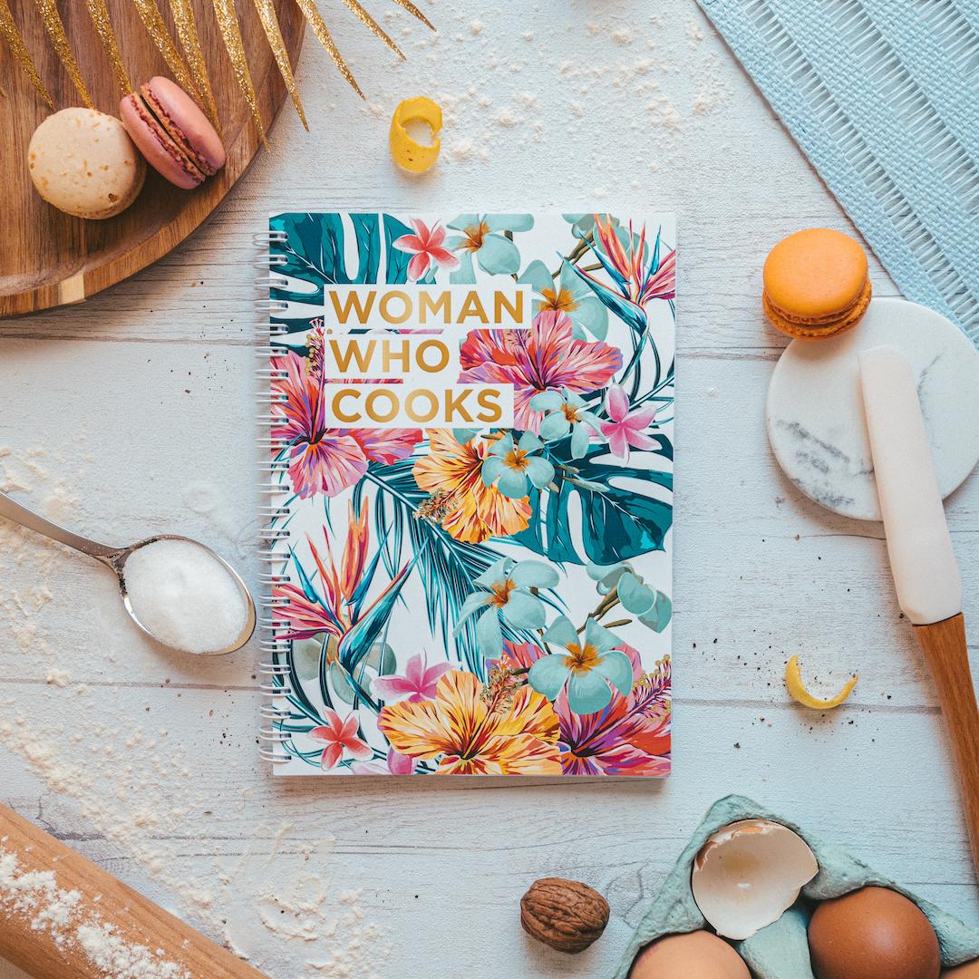 Carnet de recettes Women Warriors